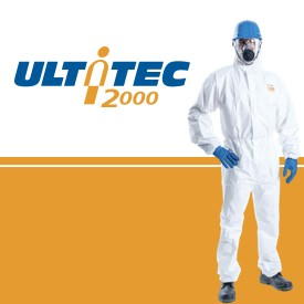 ULTITEC 2000 Liquid Splash & Infective Agents Resistant Protective Clothing