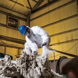 particulate protection protective clothing